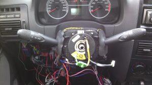 Установка сигнализации Fiat