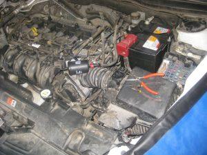 Промывка инжектора Fiat