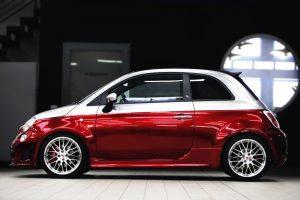 Покраска автомобиля Fiat