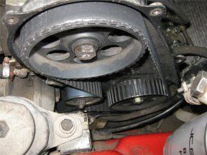 Замена ремня ГРМ Fiat
